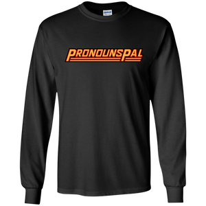 Pronouns Pal Long Sleeve T-Shirt