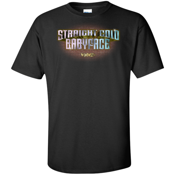 Straight Cold Babyface Tall T-Shirt