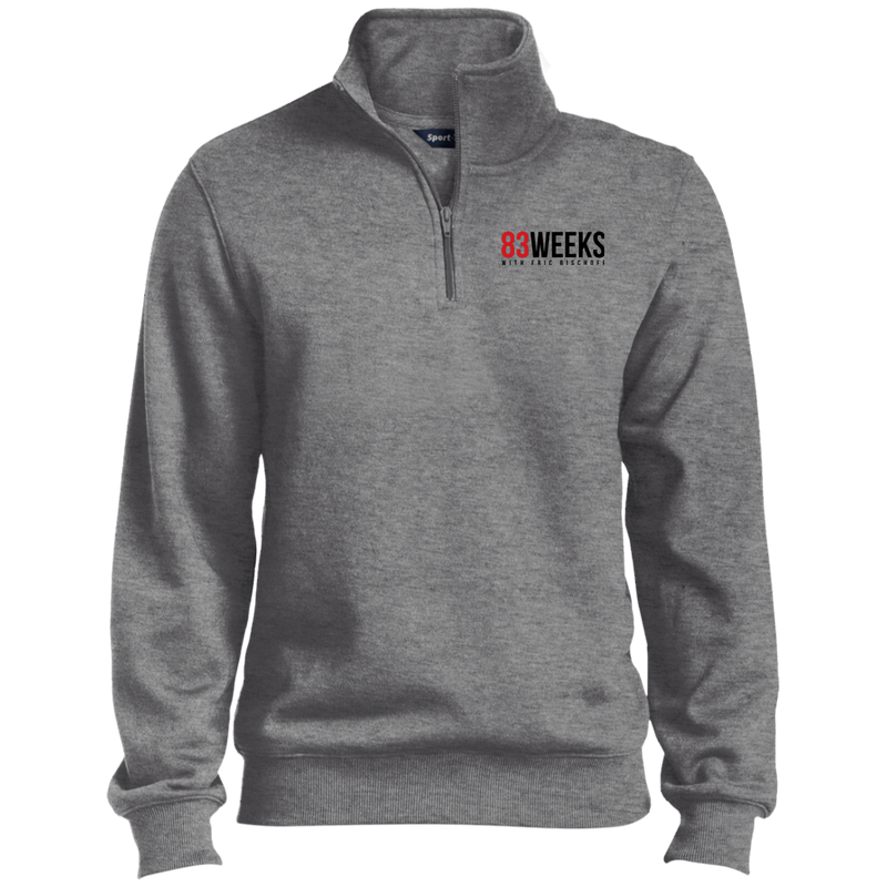 83 Weeks 1/4 Zip Sweatshirt