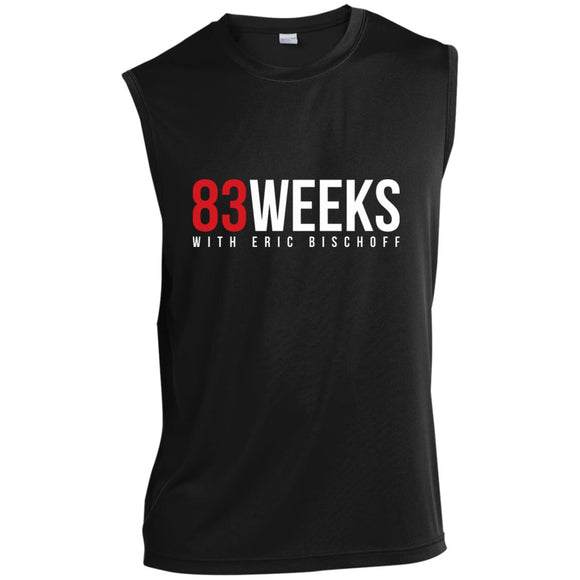 83 Weeks Sleeveless Performance T-Shirt