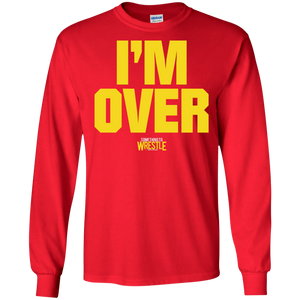 I'm Over LS Ultra Cotton T-Shirt