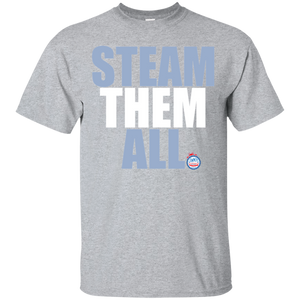 Steam Them All (Carolina Style) Gildan Ultra Cotton T-Shirt