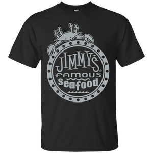 Jimmy's Famous Seafood Logo T-Shirt (Oakland Nation Style)
