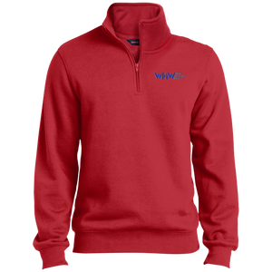 WHW 1/4 Zip Sweatshirt
