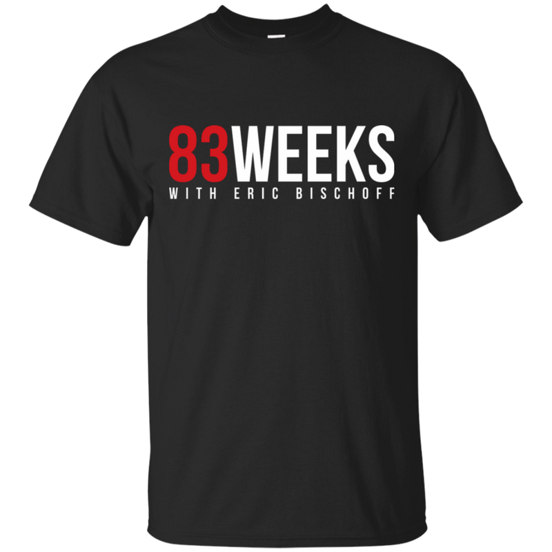 83 Weeks Logo Gildan Ultra Cotton T-Shirt