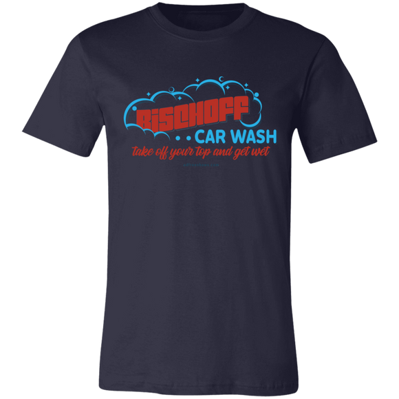 Bischoff Car Wash Super Soft Jersey T-Shirt