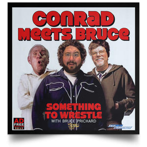 STWW Ep. 220 Conrad Meets Bruce Square Poster