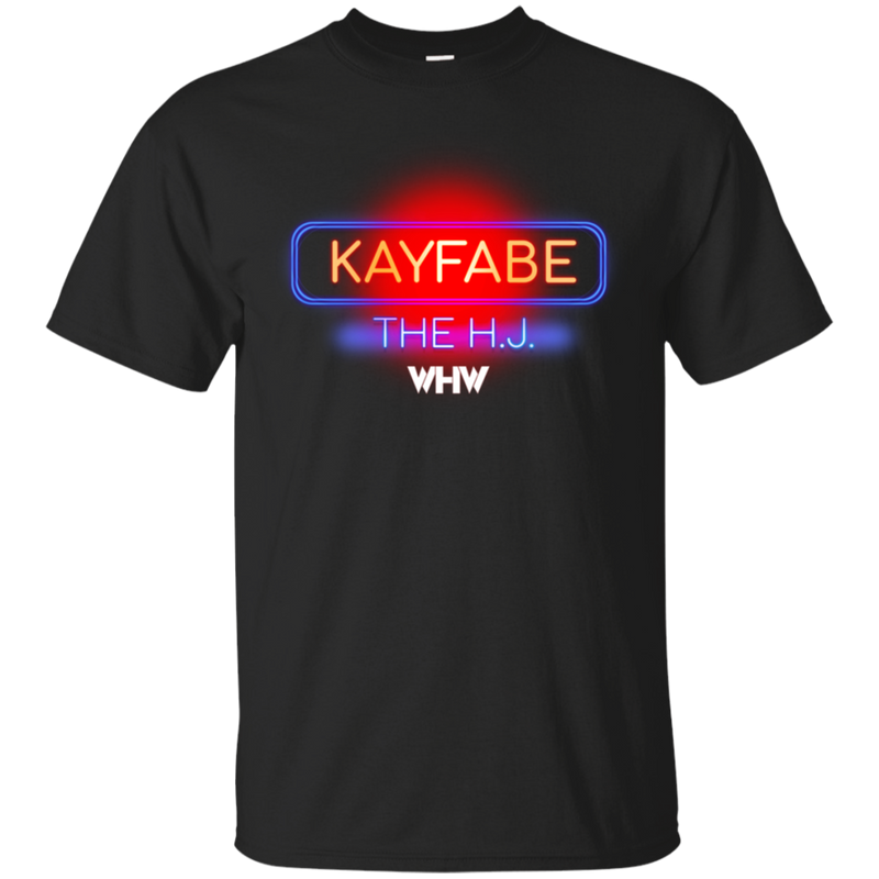Kayfabe The H.J. T-Shirt