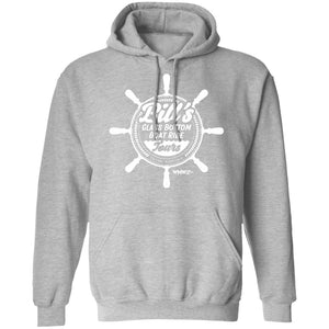 Bill's Glass Bottom Boat Ride Pullover Hoodie
