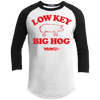 Low Key Big Hog Sporty T-Shirt