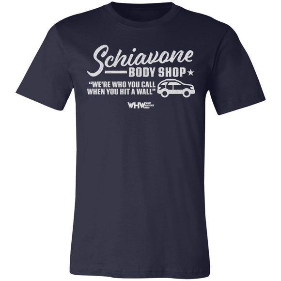 Schiavone Body Shop Super Soft Jersey T-Shirt