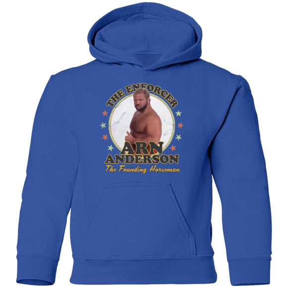 Founding Horseman Youth Pullover Hoodie