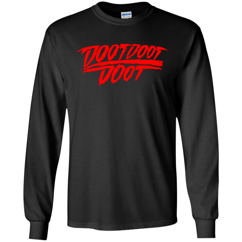 DOOT DOOT DOOT Long Sleeve T-Shirt