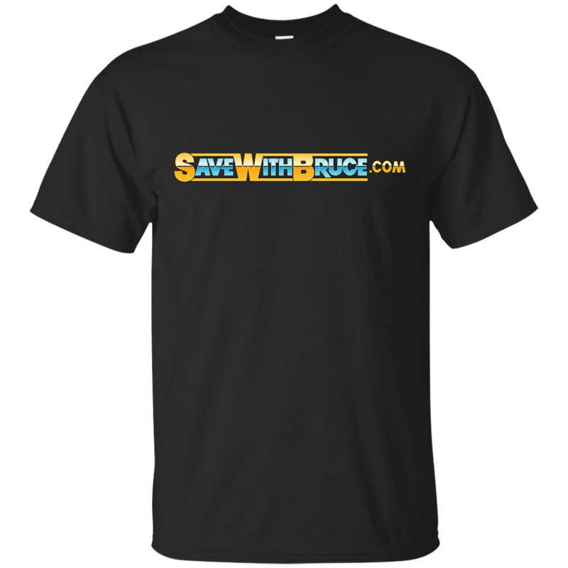 Save with Bruce T-Shirt