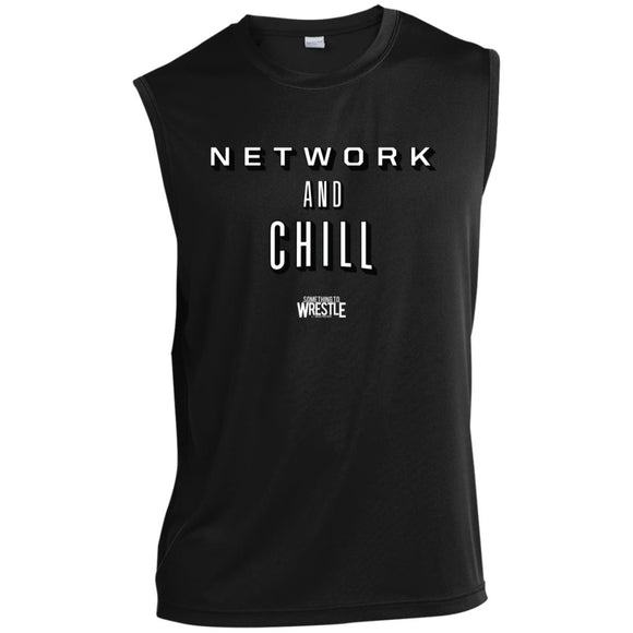 Network & Chill Sleeveless Performance T-Shirt