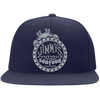 Jimmy's Famous Seafood Sport-Tek Flat Bill High-Profile Snapback Hat