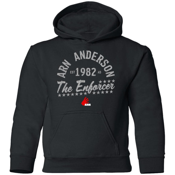 The Enforcer Youth Pullover Hoodie