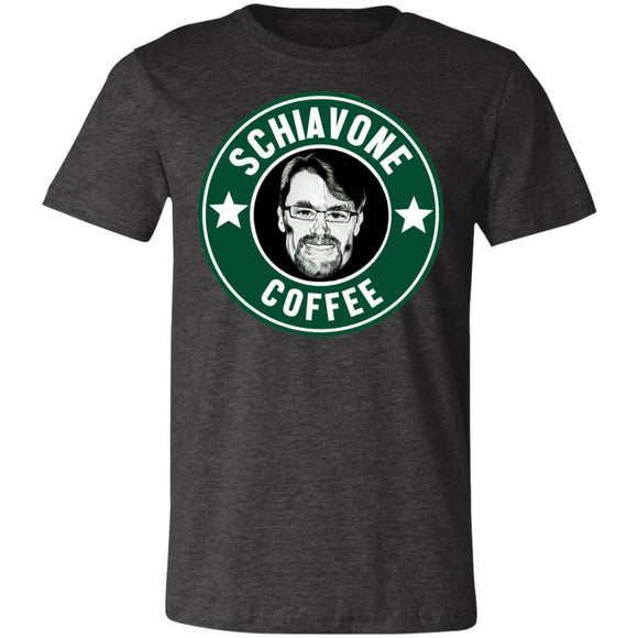 Schiavone Coffee Super Soft Jersey T-Shirt