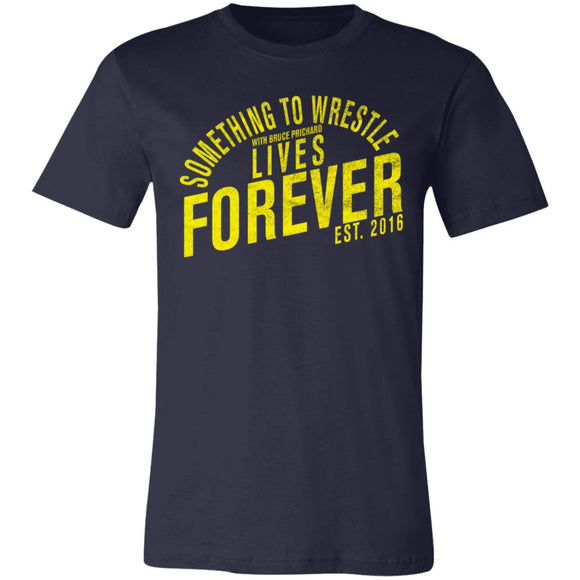 Lives Forever Super Soft Jersey T-Shirt