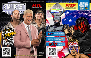 Starrcast IV Special Edition Double Cover Program