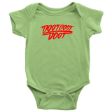 Doot Doot Doot Baby Onesie - Various Sizes & Colors
