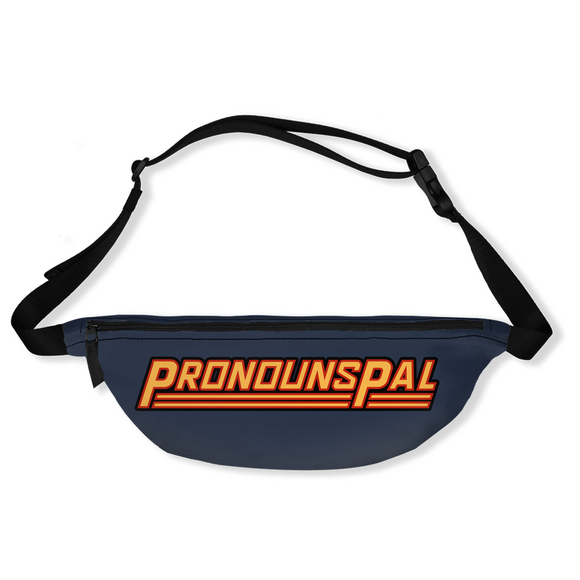 Pronouns Pal Fanny Pack