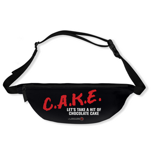 Chocolate Cake Fanny Pack