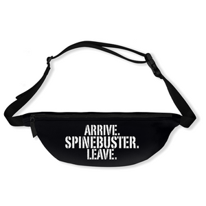 Arrive Spinebuster Leave Fanny Pack