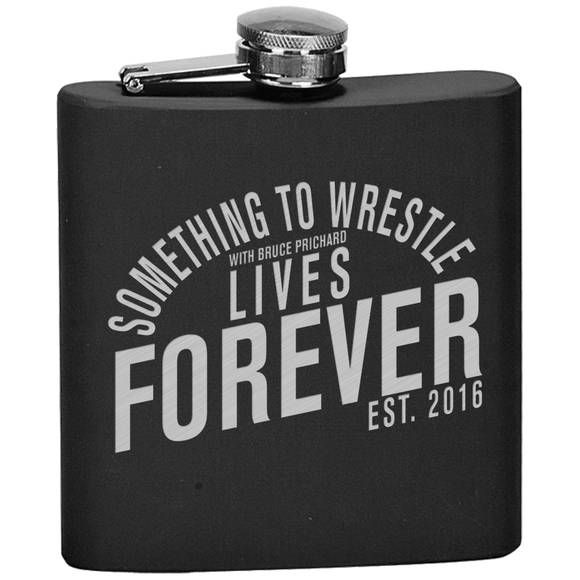 STW Lives Forever Flask