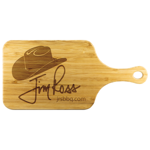 JRs BBQ Cutting Board With Handle