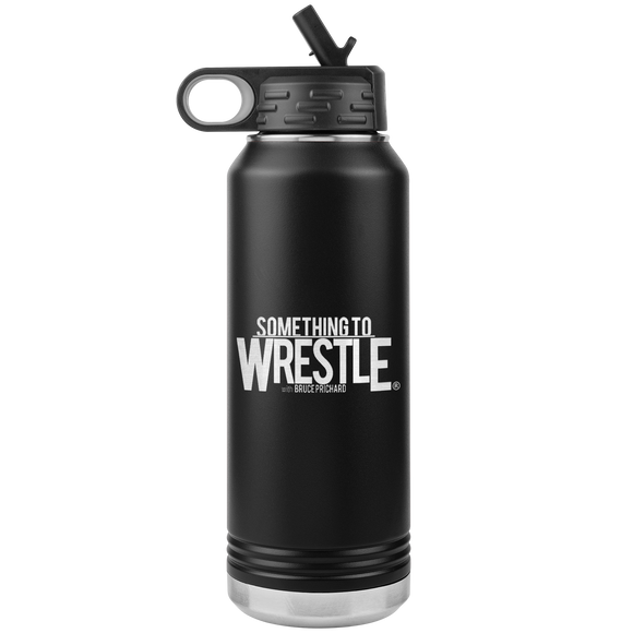 Something To Wrestle 32oz Water Bottle