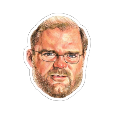 Arn Anderson Kiss Cut Stickers