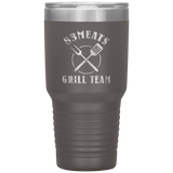 83 Meats Grill Team Tumbler