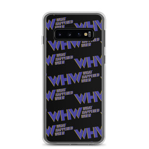 WHW Monday Samsung Case