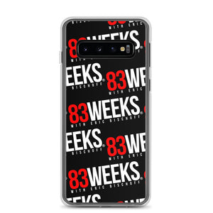 83 Weeks Samsung Case