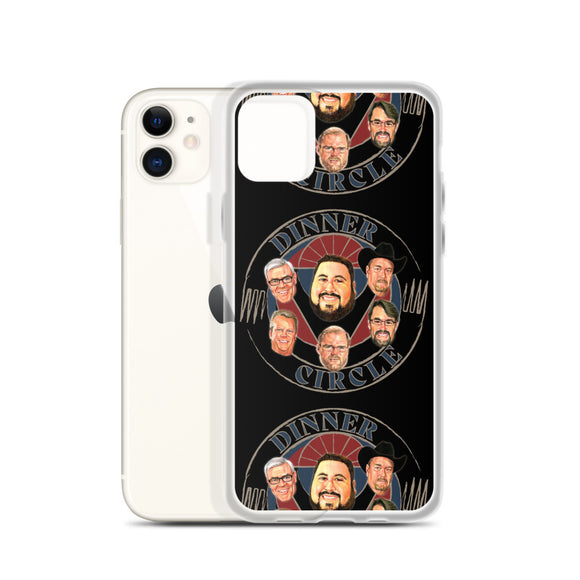 Dinner Circle iPhone Case