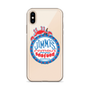Jimmy's Famous Seafood iPhone Case