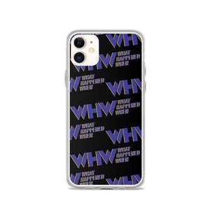 WHW Monday iPhone Case