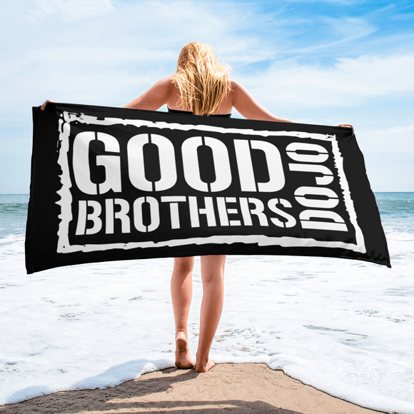 Good Brothers Dojo Towel