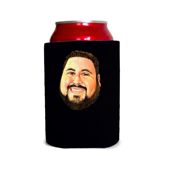 Conrad Face Can Cooler