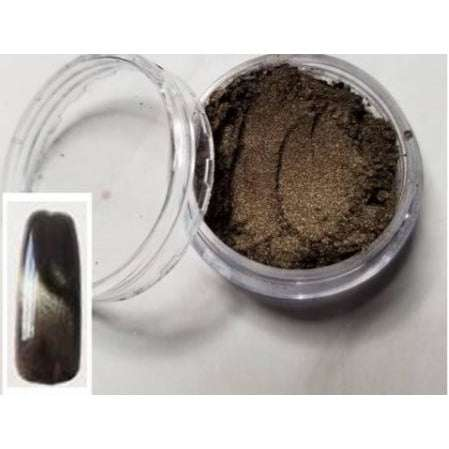 Cat Eye Copper magnetic powder - Zebra Glitter & Nails Company, LLC