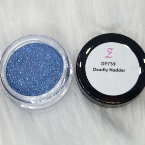 Deadly Nadder Stormfly DP759 glitter Dragon /// - Zebra Glitter & Nails Company, LLC