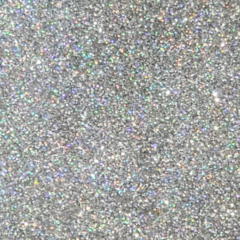 Holographic Loose Glitter Sales: SILVER STREAK .008 ultra fine custom mix