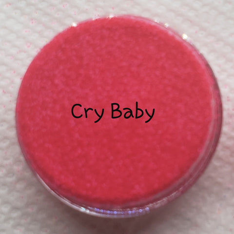 Fluorescent Loose Glitter Sales: Ultra Fine Cry Baby - Zebra Glitter & Nails Company, LLC