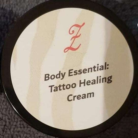Body Essentials: Whipped Tattoo Healing Cream