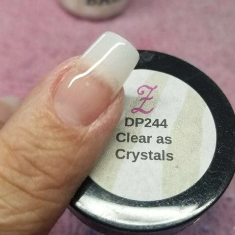 Clear as Crystals DP244 solid ***