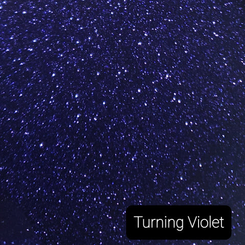Cosmetic Metallic Loose Glitter Sales: TURNING VIOLET .008 ultra fine mix purple