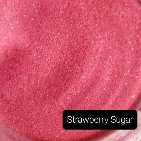 Cosmetic Prism Loose Glitter Sales: STRAWBERRY SUGAR .008 ultra fine custom mix pink