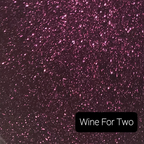 Cosmetic Metallic Loose Glitter Sales: WINE FOR TWO .008 ultra fine mix purple