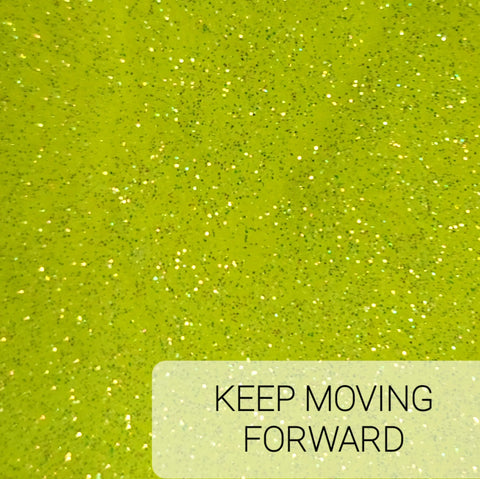 Cosmetic Iridescent Loose Glitter Sales: KEEP MOVING FORWARD .008 ultra fine mix yellow